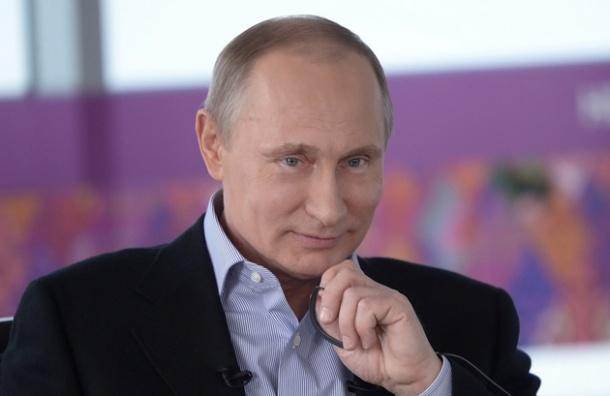 Путин подписал закон овидеонаблюдении заподсчетом голосов навыборах