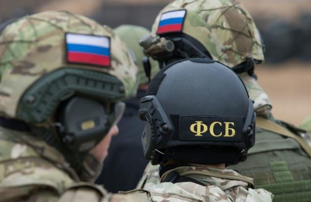 ФСБ опубликовала видео задержания вПетербурге