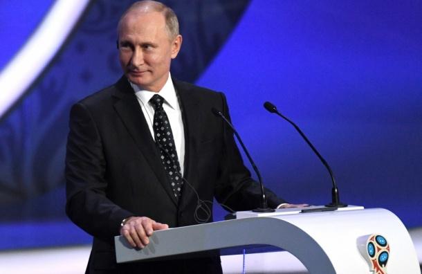 Путин объявил освоем участии ввыборах президента