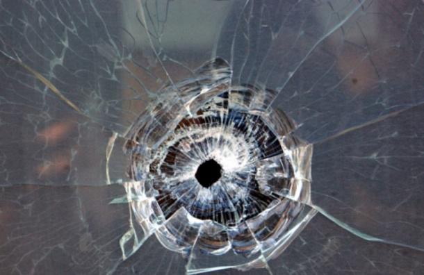 Насевере Петербурга двое молодых людей устроили стрельбу потрамваю