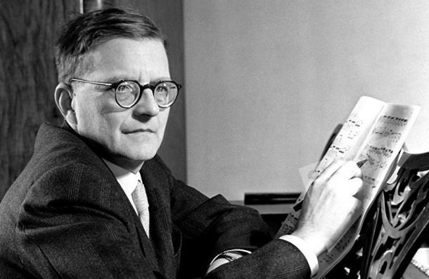 «Ленинградскую» симфонию Шостаковича оцифруют вПрезидентской библиотеке
