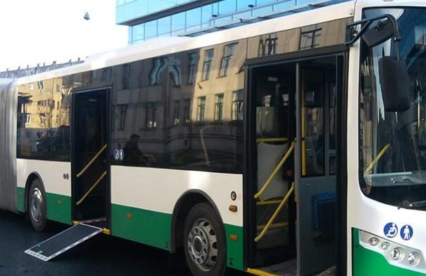Для блокадников иветеранов 27января проезд вавтобусах будет бесплатным