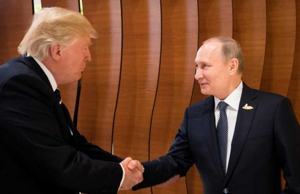 Песков назвал точку соприкосновения Путина иТрампа