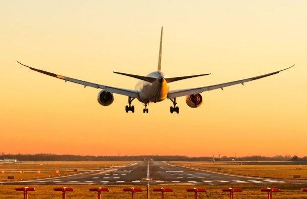 Аэропорт Пулково вновогодние праздники обслужили более 600 тысяч пассажиров