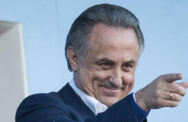 Мутко получил новую должность вСанкт-Петербурге