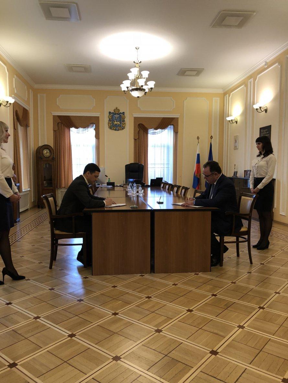 Сергей Буланча и Михаил Ведерников 1