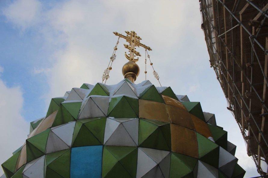 Спас наКрови простоит влесах до 2025г