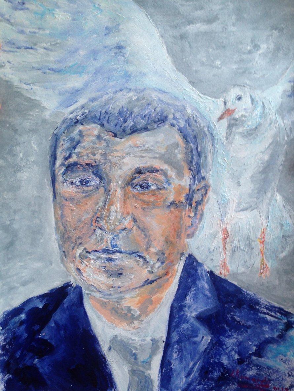 Портрет Игоря Албина