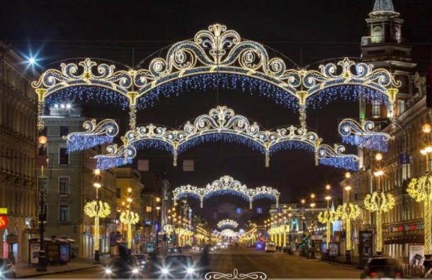 Петербуржские власти поведали обуборке улиц вновогоднюю ночь— Санкт-Петербург
