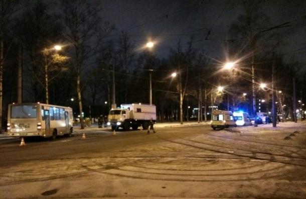 Четыре пассажира пострадали вДТП савтобусами