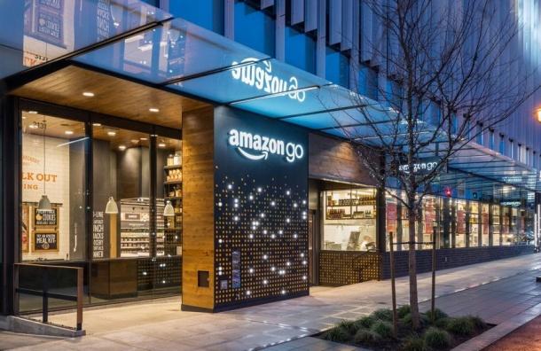 Первый магазин без касс ипродавцов откроется вСША