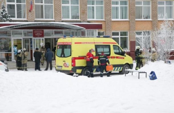 Суд арестовал подростков, устроивших резню впермской школе