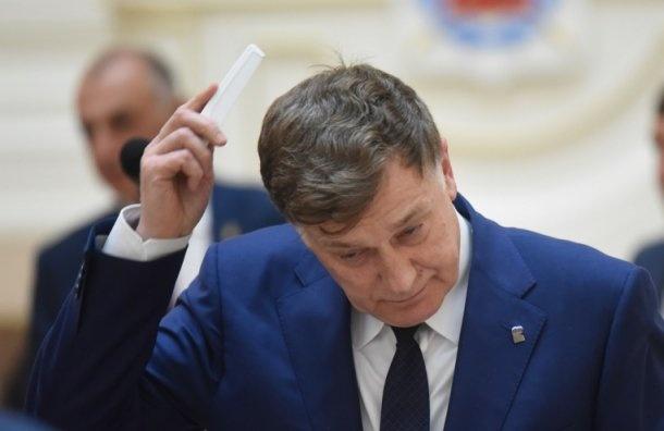 Корреспондента MR7 Кагермазова задержали следователи навыходе изЗаксобрания