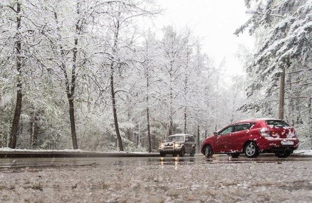 Новая неделя начнется в Петербурге с резкого похолодания