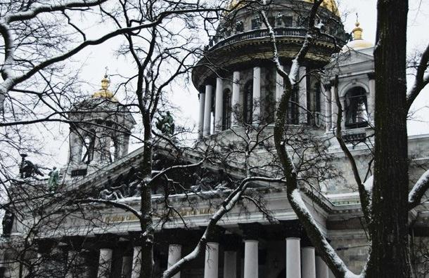 Гидрометцентр обещает Петербургу холод