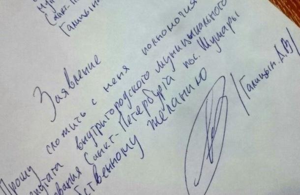 Депутат изШушар стал советником вице-губернатора
