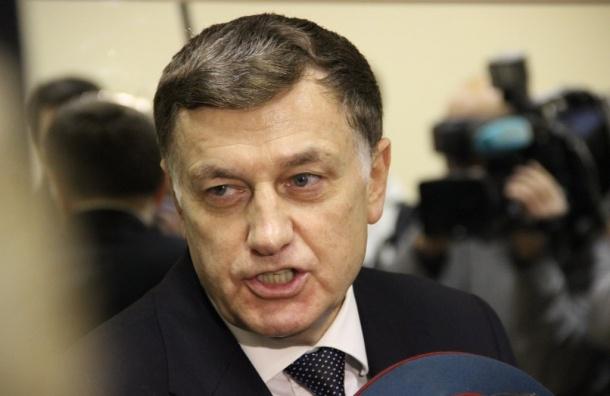 Макаров изменил правила аккредитации вЗакС, чтобы непустить корреспондента MR7