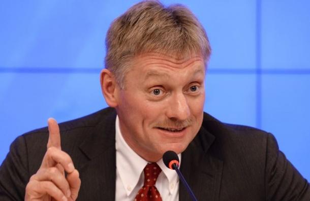 Песков назвал Путина лидером политического Олимпа