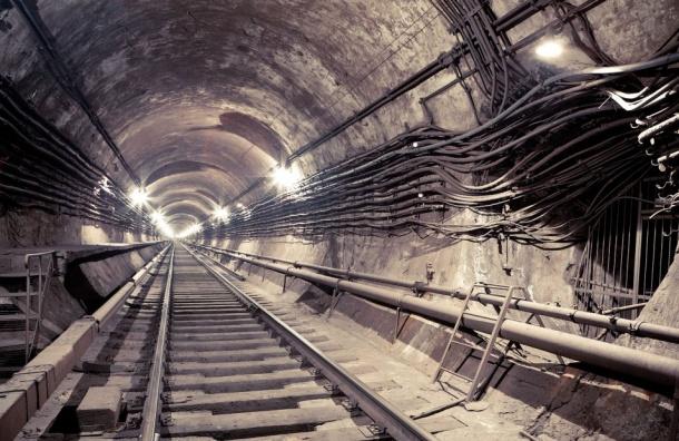Проектирование новой станции метро начали вПетербурге