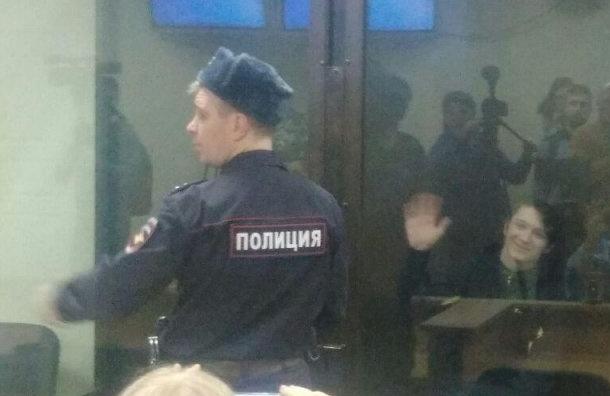 ФСБ «шьет» курсанту Осипову намерение терроризма