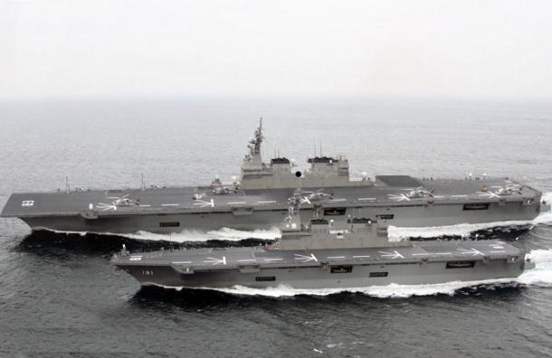 Вертолетоносцы для российского флота начнут строить вПетербурге