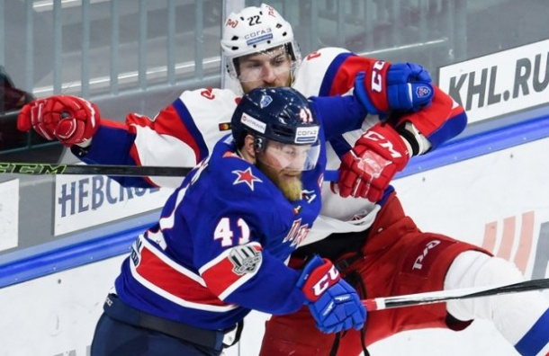 СКА одержит уверенную победу над «Локомотивом»— Букмекеры