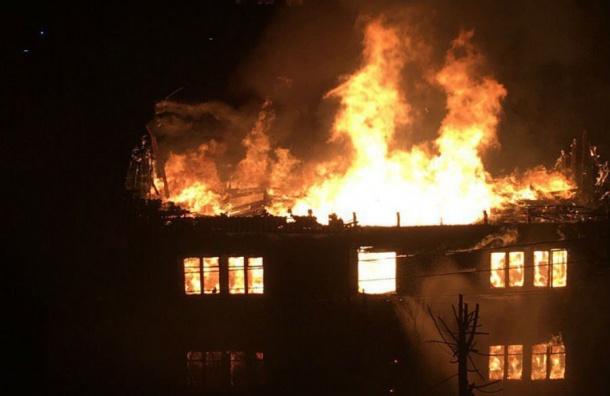 Жители Кировска спасли себя отпожара