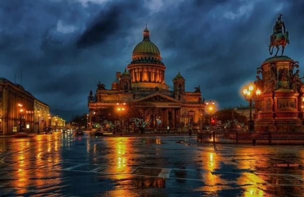 Петербург на29-м месте покачеству жизни