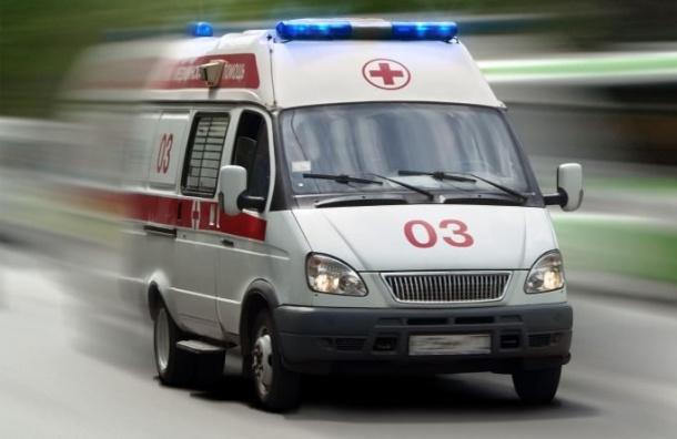 Трехлетний малыш отравился аммиаком вПетербурге