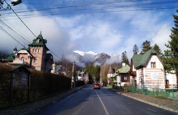 Зачем вРумынию приезжать зимой?