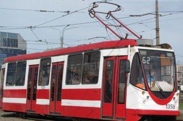 Строительство трамвайной линии вШушары начнут через два года