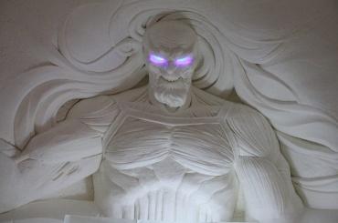 Ледяной отель встиле «Игры престолов» открылся вФинляндии