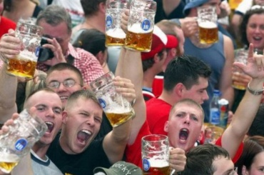 Разрешена продажа пива настадионах ЧМ-2018
