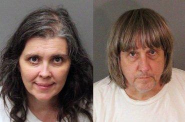 Супруги изКалифорнии держали дома прикованными ккроватям 13 человек