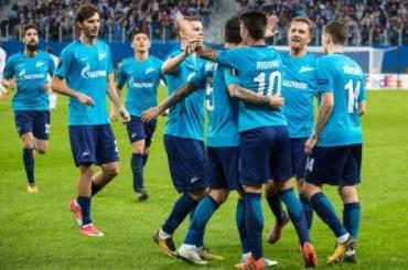 «Зенит» признан самым прибыльным футбольным клубом Европы
