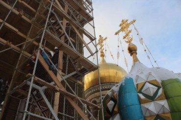 Смольный сообщил сроки завершения реставрации Спаса наКрови