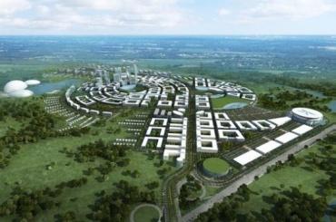 Смольный согласовал проекты городов Южный иЮгтаун