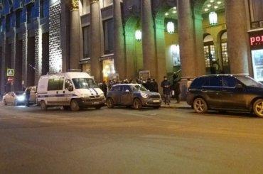 Эвакуирован кинотеатр «Родина» наКараванной улице