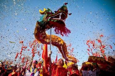 Смольный отпразднует китайский новый год засчет петербуржцев