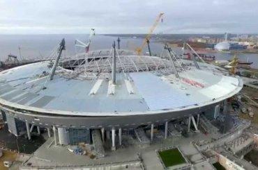 «Санкт-Петербург Арена» поборется зазвание лучшего стадиона мира