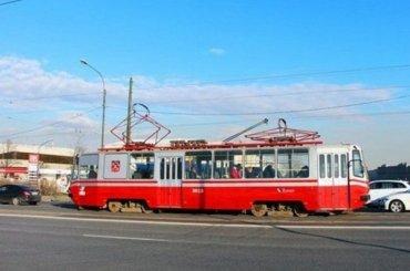 Тучков мост закрыт для трамваев итроллейбусов