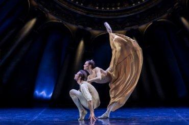 Гала-концерт вчесть театра Эйфмана состоится вПетербурге