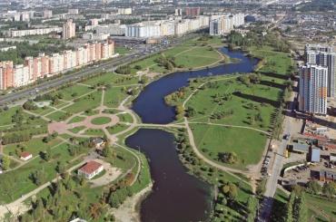Администрация Фрунзенского района предложила обсудить застройку парка Интернационалистов усебя