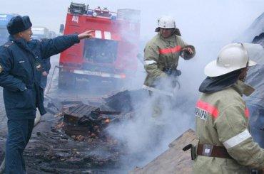 Пассажирский автобус сгорел вКазахстане, погибли 52 человека