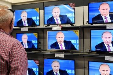 Российские новостные программы запретили вМолдавии
