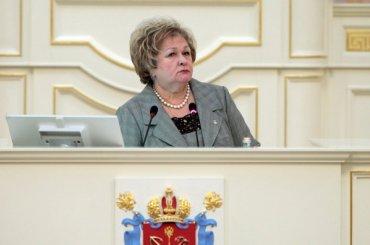 Макаров назвал Щербакову выдающимся руководителем вистории Ленинграда-Петербурга