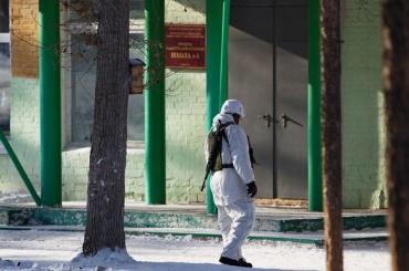 Школа вУлан-Удэ возобновила работу после нападения