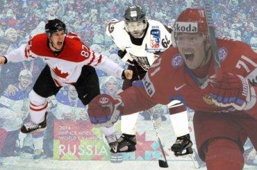 Петербург может принять чемпионат мира похоккею 2024 года