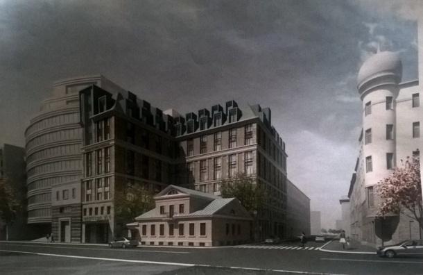 Суд принял предварительные меры защиты особняка наПетроградской набережной