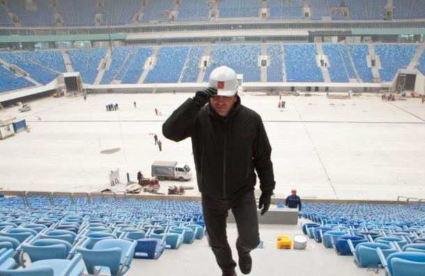 FIFA проверяет Петербург вседьмой раз